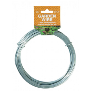 20m Garden Wire 1.6mm Galvanised