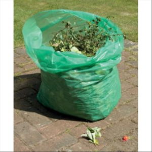 Garden Sacks Green 70ltr (10 Per Roll)
