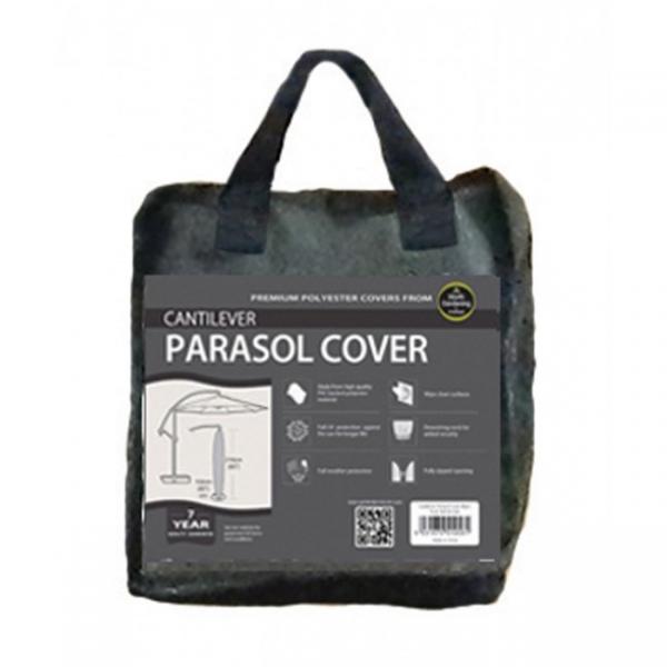 Cantilever Parasol Cover, Black