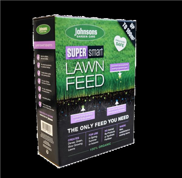Super Smart Lawn Feed 1kg