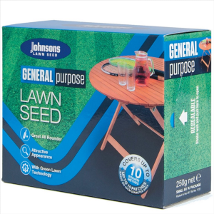"""General Purpose Lawn Seed """"Patch-Pack"""" 250g"""
