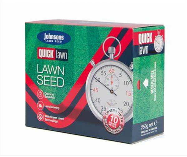 "Quick Lawn, Lawn Seed ""Patch-Pack"" 250g"