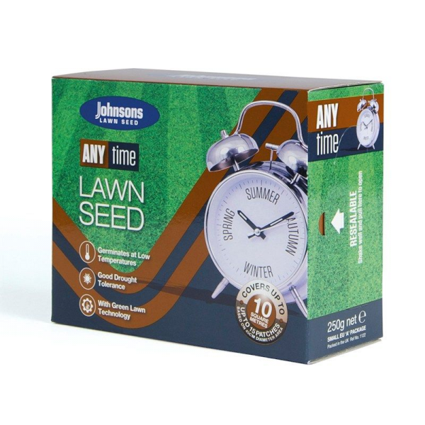 """Anytime Lawn Seed """"Patch-Pack"""" 250g"""