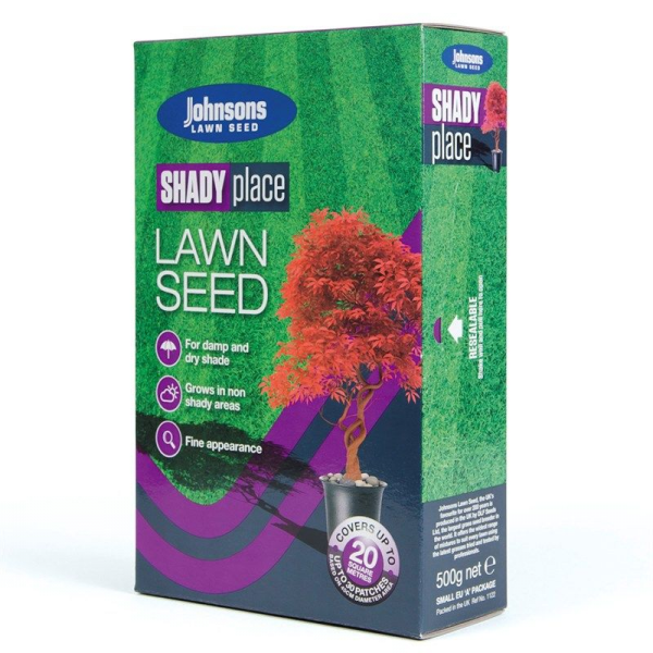 Shady Place Lawn Seed 500g
