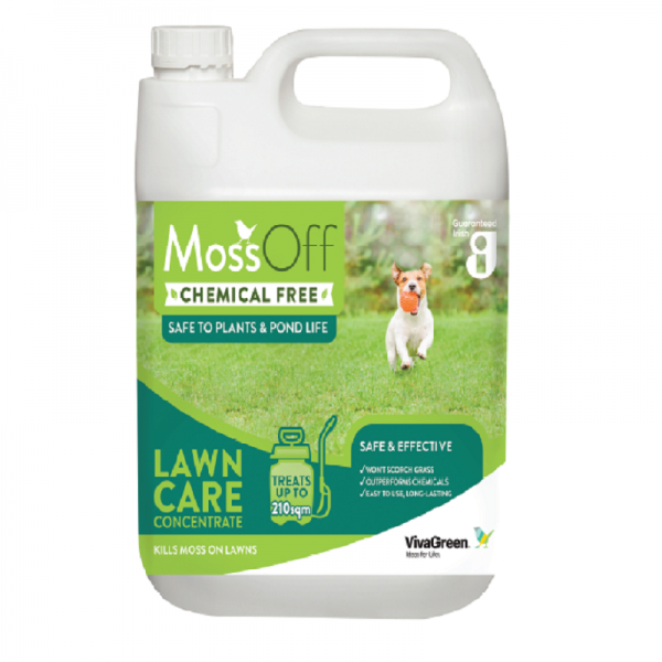 Moss off Lawn 2lt