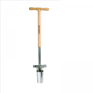 Stainless Steel Long Handle Bulb Planter