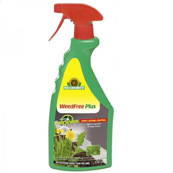 WeedFree Plus RTU 750 ml