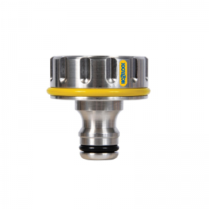 Tap Connector Threaded Pro Metal