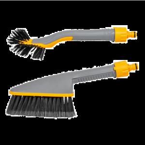 Brush Twin Pack Car Care Shampoo Sticks