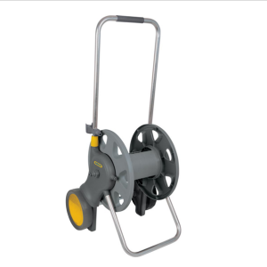 Assembled Metal Hose Cart