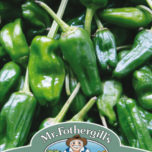 Pepper (Hot) Padron