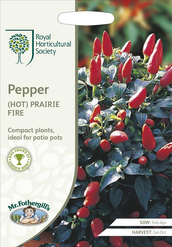 RHS Pepper (Hot) Prairie