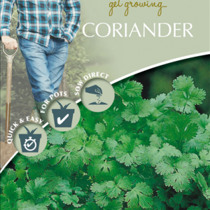 David Domoney Coriander