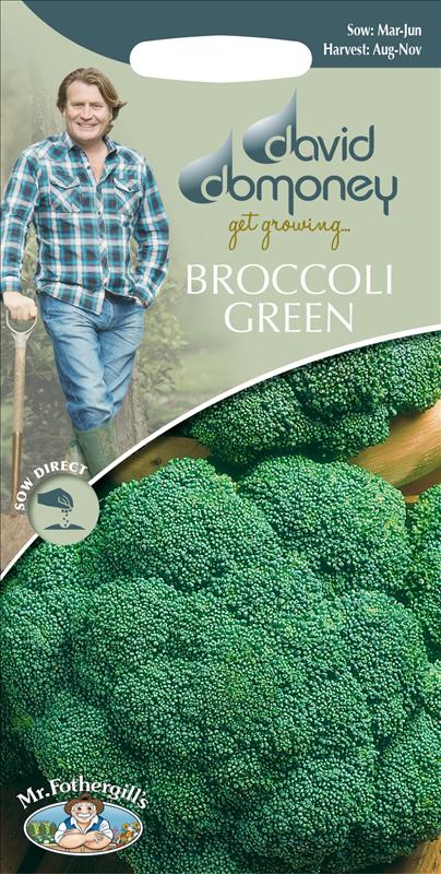 David Domoney Broccoli Green