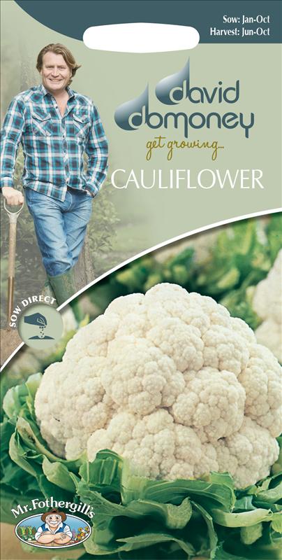David Domoney Cauliflower