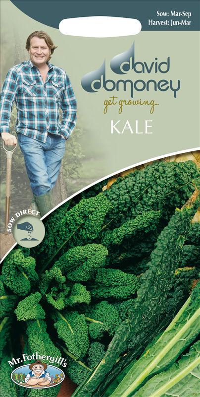 David Domoney Kale