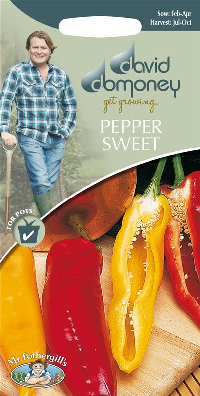 David Domoney Pepper Sweet