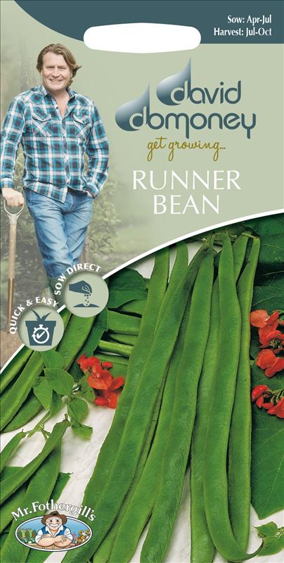 David Domoney Runner Bean