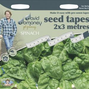 David Domoney Tape Spinach