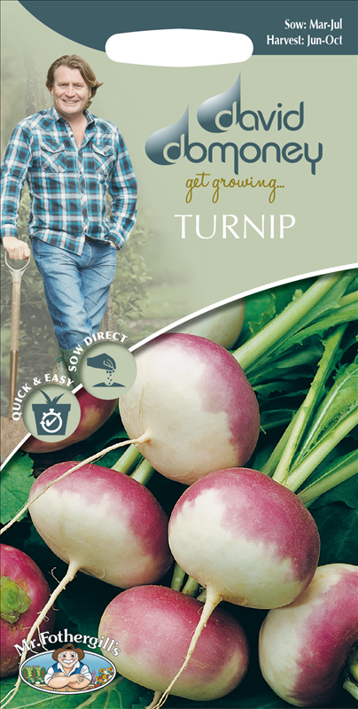 David Domoney Turnip