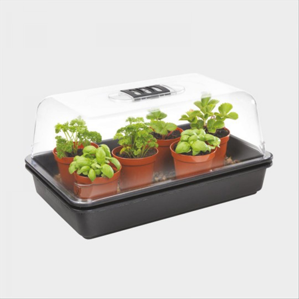 Thermostatic Control Electric Propagator 38cm Black