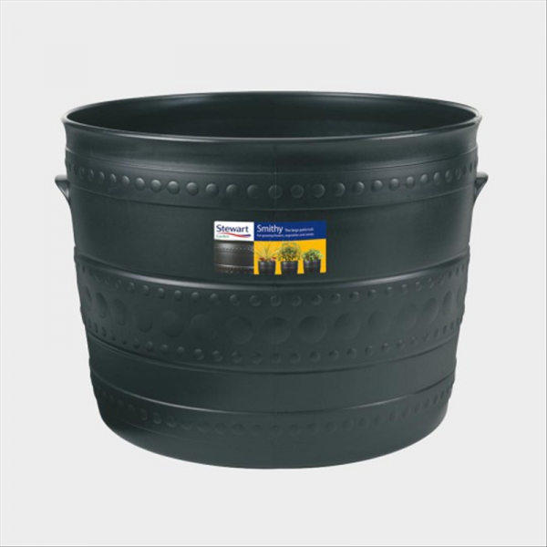 Patio Tub Smithy 50cm Gun Metal