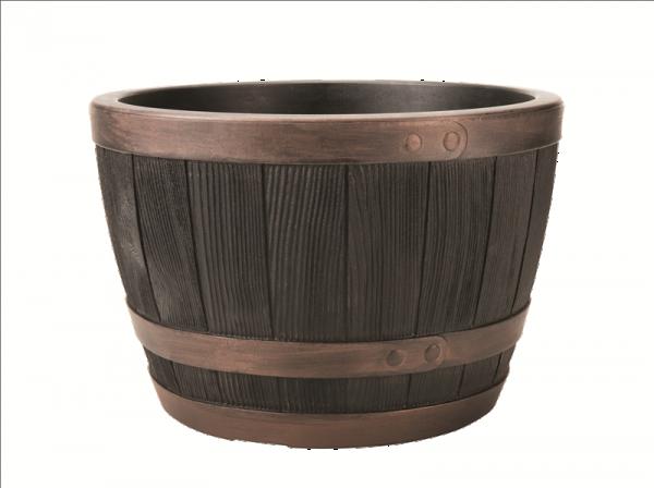 Blenheim Half Barrel 40.5 Copper/Black