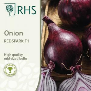 RHS Onion Redspark F1