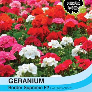 Geranium Border Supreme