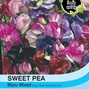 Sweet Pea Bijou Mixed