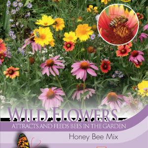 Wild Flower Honey Bee Flower Mix