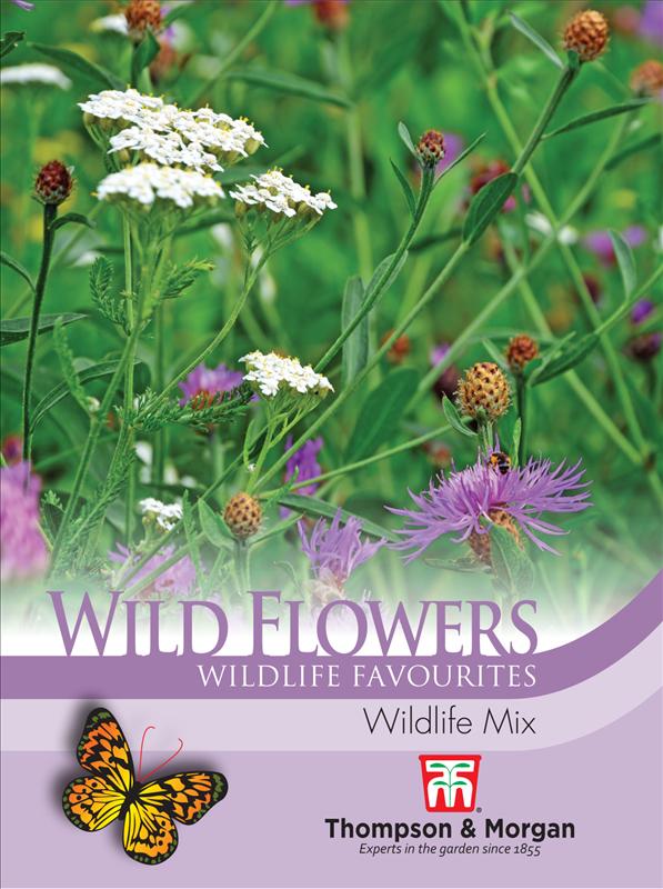 Wild Flower Wildlife Mix