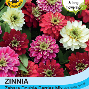 Zinnia Zahara Double Berries Mix