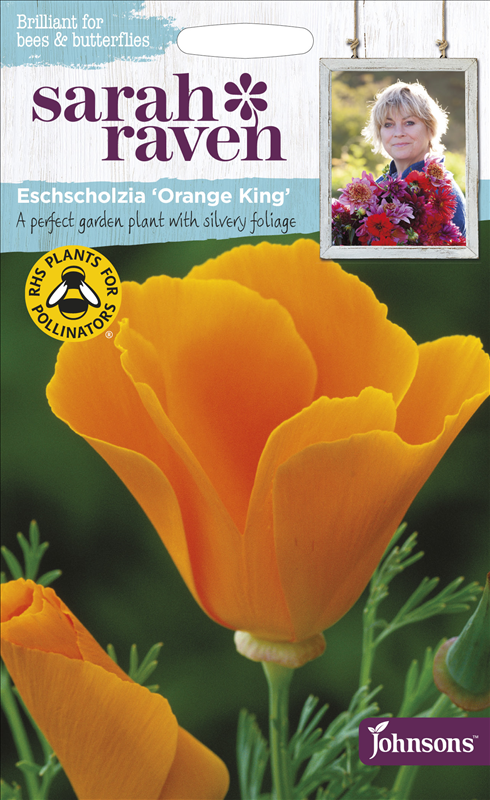 Eschscholzia Orange King