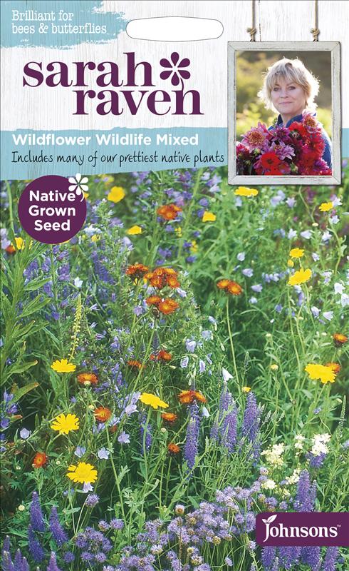 Wildflower Wildlife Mixed