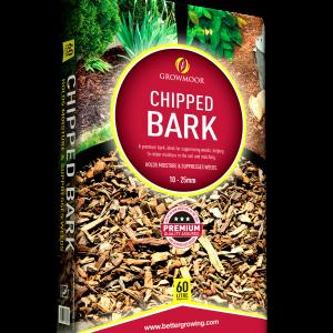 Growmoor Mini Chip Bark 60L
