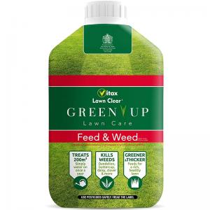 Green Up Lawn Feed & Weed Liquid
