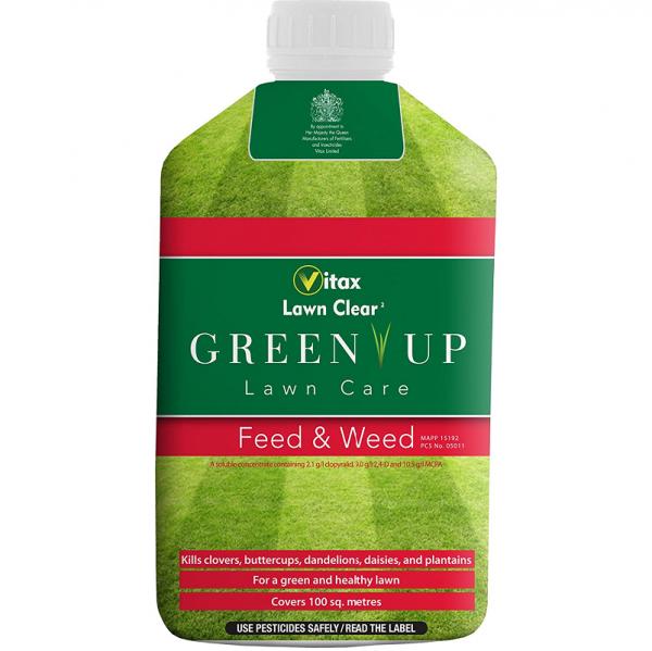 Green Up Lawn & Feed Liquid 100sqm