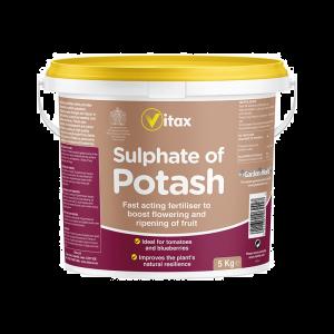 Sulphate of Potash 5kg