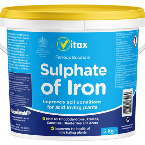 Sulphate of Iron 5kg
