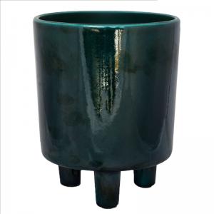 Pisa Emerald Planter 16cm