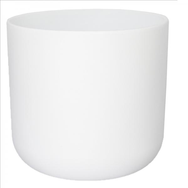 Lisbon Planter White 15cm