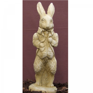 Peter Rabbit Garden Ornament