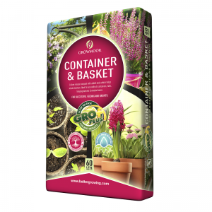 Container & Hanging Basket 60L