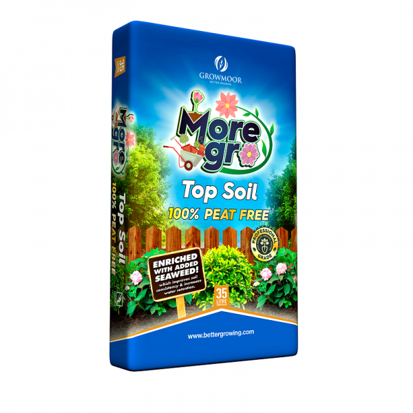 Enriched Top Soil 35L