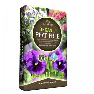 Organic Peat Free Compost 60L