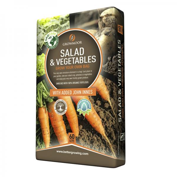 Salad Growers Bag 60L