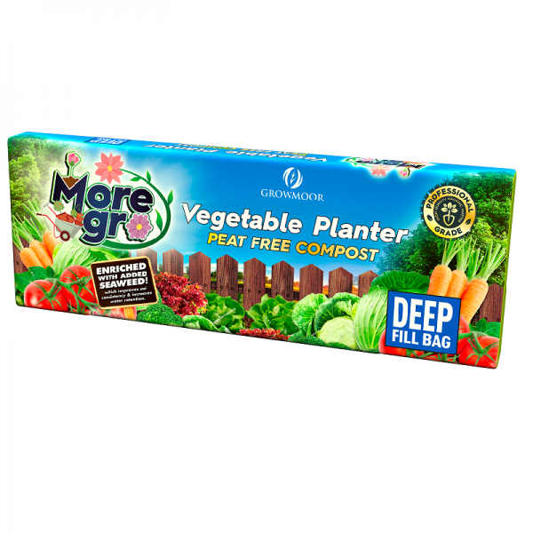 Giant Vegetable Planter Peat Free