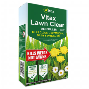 Vitax Lawn Clear Concentrate