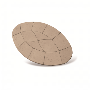 Piccolo Oval Kit, Limestone